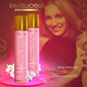 Brazilicious Biotox Honey & Jasmineflower 2x 1000ml